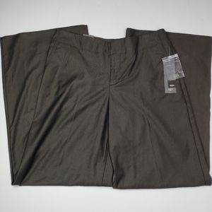 NWT Mossimo Modern Fit Stretch Pants Size 8 NWT